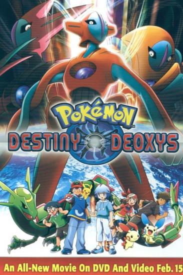 Pokémon: Destiny Deoxys (2005)