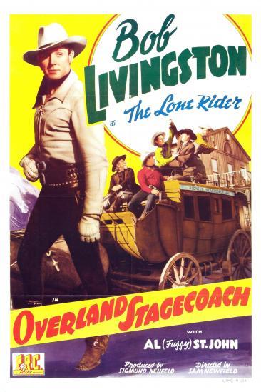 Overland Stagecoach (1942)