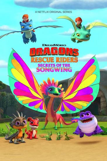 Dragons: Rescue Riders: Secrets of the Songwing (2020)