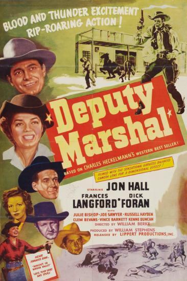 Deputy Marshal (1949)