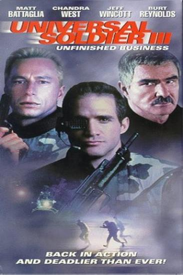 Universal Soldier III: Unfinished Business (0000)