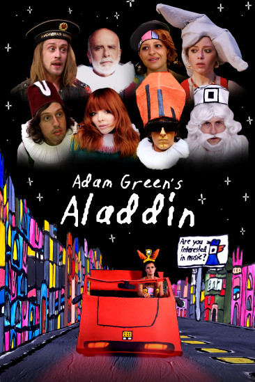 Adam Green's Aladdin (2016)