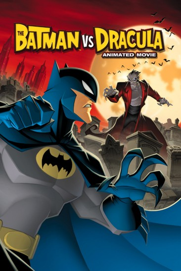 The Batman vs Dracula (2005)