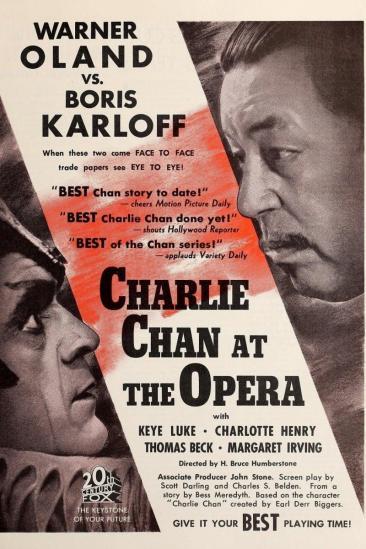 Charlie Chan at the Opera (1937)