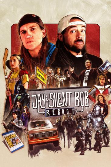 Jay and Silent Bob Reboot (2019)