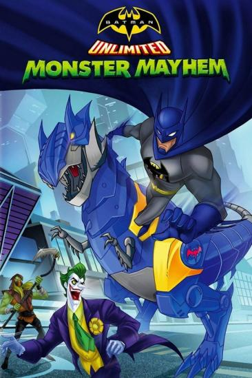 Batman Unlimited: Monster Mayhem (2015)