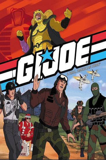 G.I. Joe: Arise Serpentor Arise (1986)