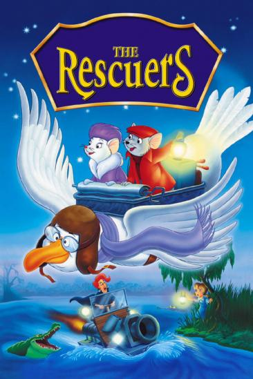 The Rescuers (1983)
