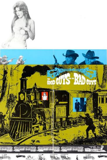 The Good Guys and the Bad Guys (1969)