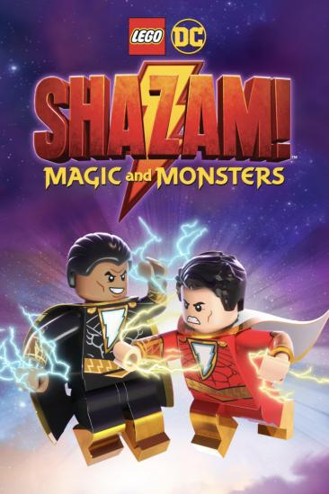LEGO DC: Shazam! Magic and Monsters (2020)