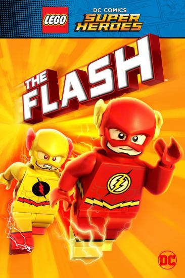 Lego DC Comics Super Heroes: The Flash (2018)