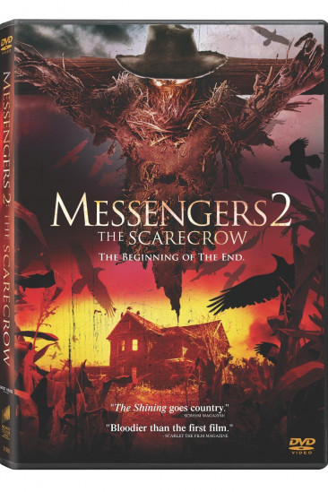 The Messengers 2: The Scarecrow (2009)