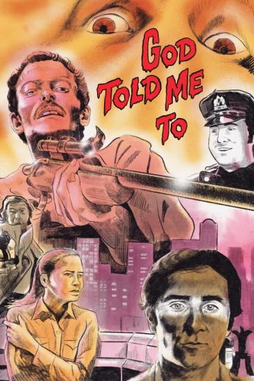 God Told Me To (1976)