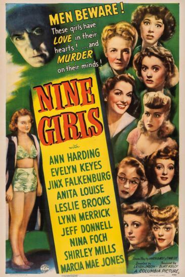 Nine Girls (1944)