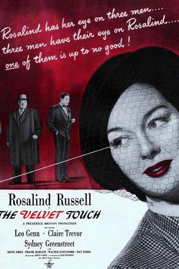 The Velvet Touch (1948)