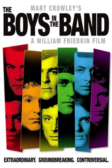 The Boys in the Band (1970)