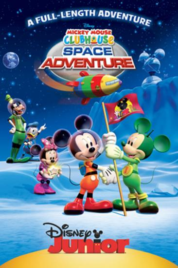 Mickey Mouse Clubhouse Space Adventure (0000)