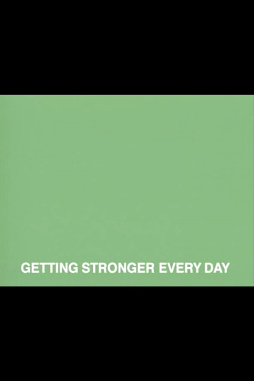 Getting Stronger Every Day (2001)