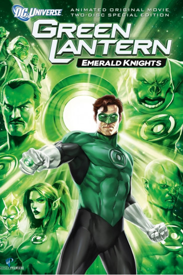 Green Lantern: Emerald Knights (2011)