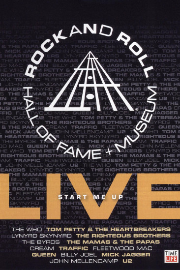 Rock and Roll Hall of Fame Live: Start Me Up (2010)