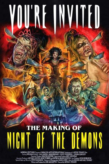 You're Invited: The Making of Night of the Demons (2014)