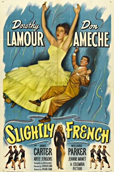Slightly French (1949)