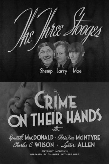 Crime on Their Hands (1948)