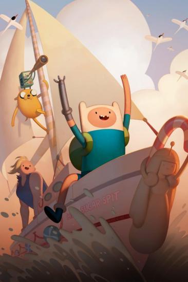 Adventure Time: Islands (2017)