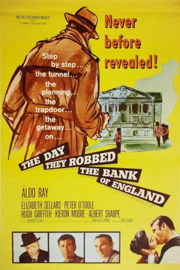 The Day They Robbed the Bank of England (1960)