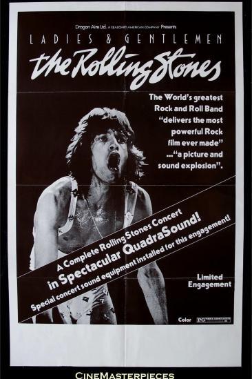 Ladies & Gentlemen: The Rolling Stones (2010)