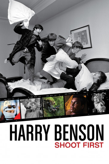 Harry Benson: Shoot First (2016)