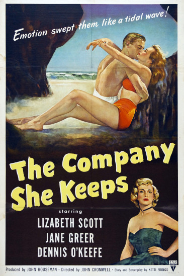 The Company She Keeps (1951)