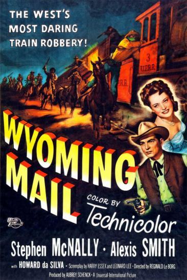 Wyoming Mail (1950)