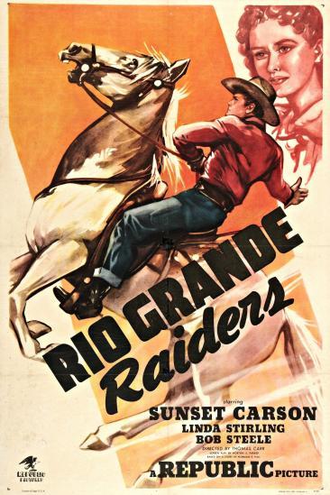 Rio Grande Raiders (1946)