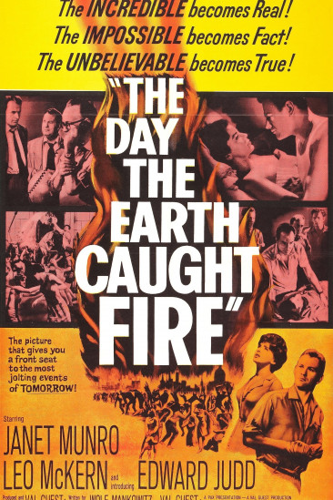 The Day the Earth Caught Fire (1962)