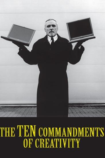 The Ten Commandments of Creativity (2001)