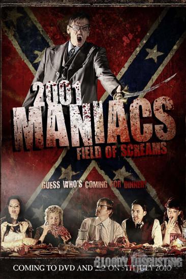 2001 Maniacs: Field of Screams (2010)