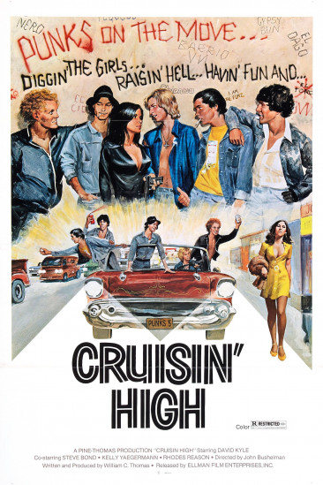 Cruisin' High (1976)
