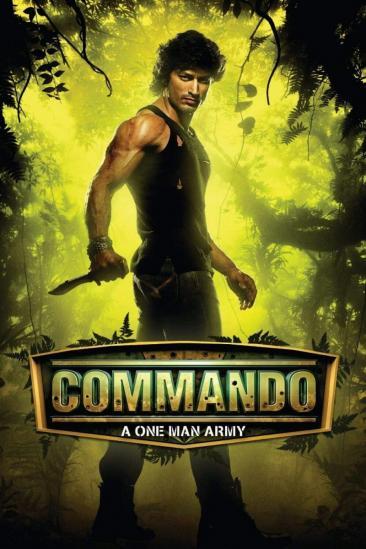 Commando - A One Man Army (2014)