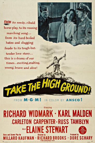 Take the High Ground! (1953)