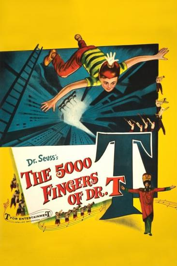 The 5,000 Fingers of Dr. T. (1953)
