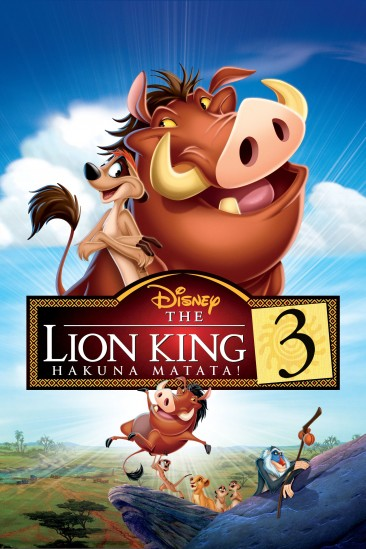 The Lion King 1½ (2004)