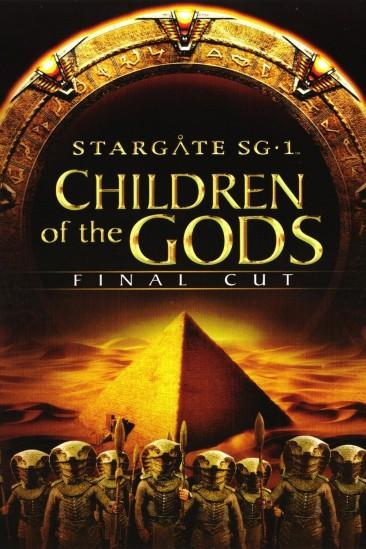 Stargate SG-1: Children of the Gods (2009)