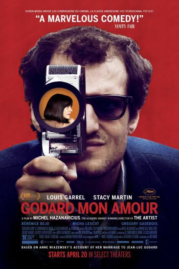 Godard Mon Amour (2018)