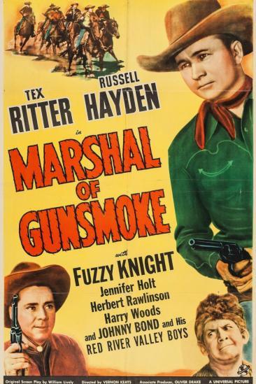 Marshal of Gunsmoke (1944)