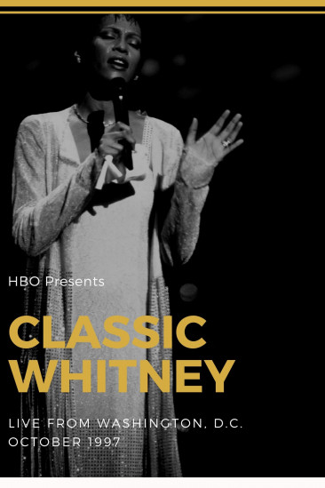 Classic Whitney: Live from Washington, D.C. (1997)