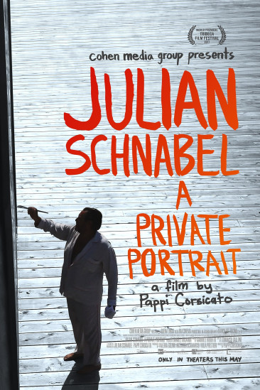 Julian Schnabel: A Private Portrait (2017)