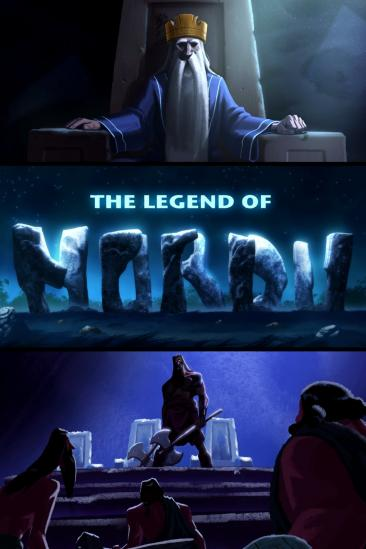 The Legend of Mor'du (2012)