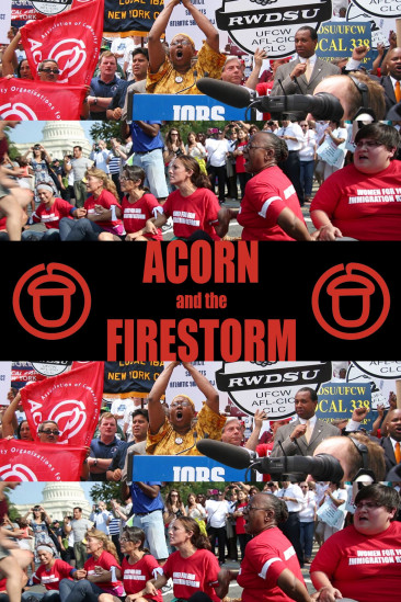 Acorn and the Firestorm (2017)