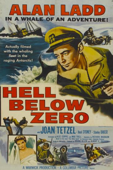 Hell Below Zero (1954)